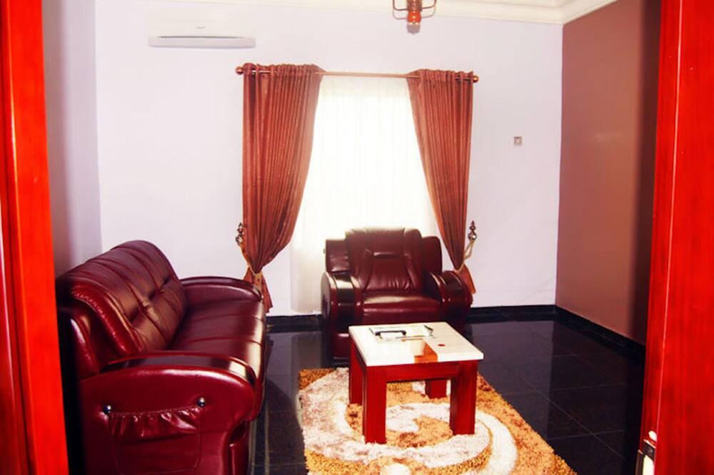Presidential Süit - Oturma Alanı