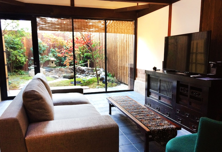 TAWARA-AN, Kyoto, Townhouse (West), Living Room