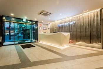 首爾儀諾住宿酒店的圖片