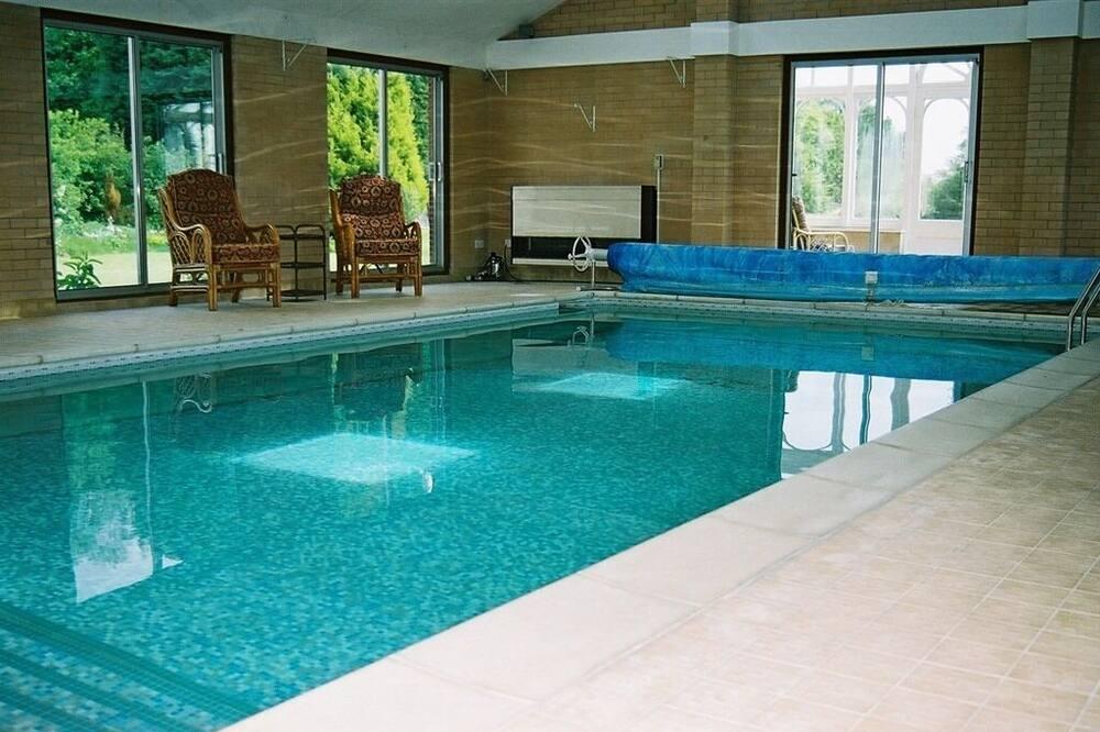 Quarto Twin Standard, Casa de Banho Privativa, Vista Jardim (Room 3) - Piscina