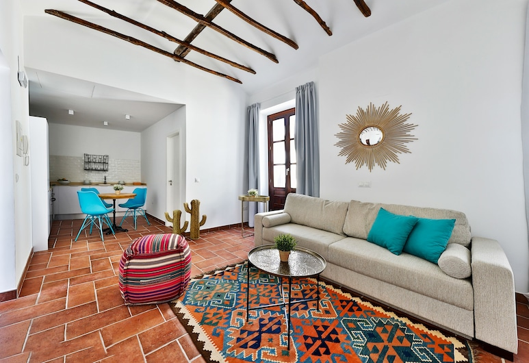 OYO Apartamentos Enmedio, Córdoba, Loftsværelse (Sinagoga), Værelse