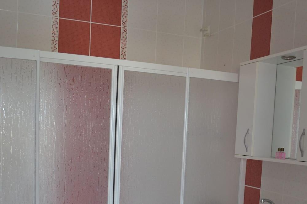 Quarto Duplo Comfort, Varanda - Casa de banho