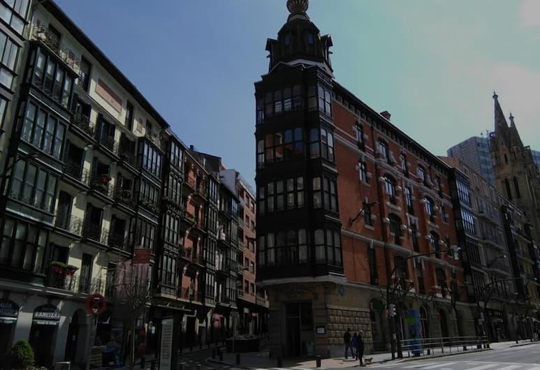 Bilbao Art Lodge, Bilbao, Facciata hotel