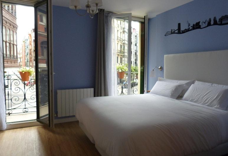 Bilbao Art Lodge, Bilbao, Pokoj Superior s dvojlůžkem nebo dvěma jednolůžky, Pokoj