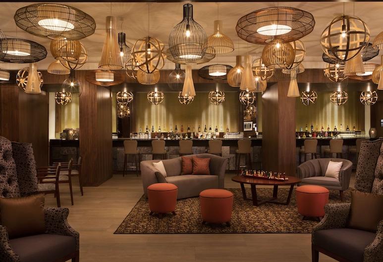 Radisson Blu Lagos Ikeja Hotel, Lagos, Bar del hotel