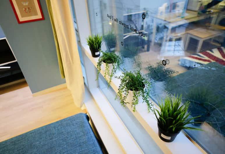 首爾聯排別墅酒店, 首爾, 基本複式房屋, 私人浴室, 客房