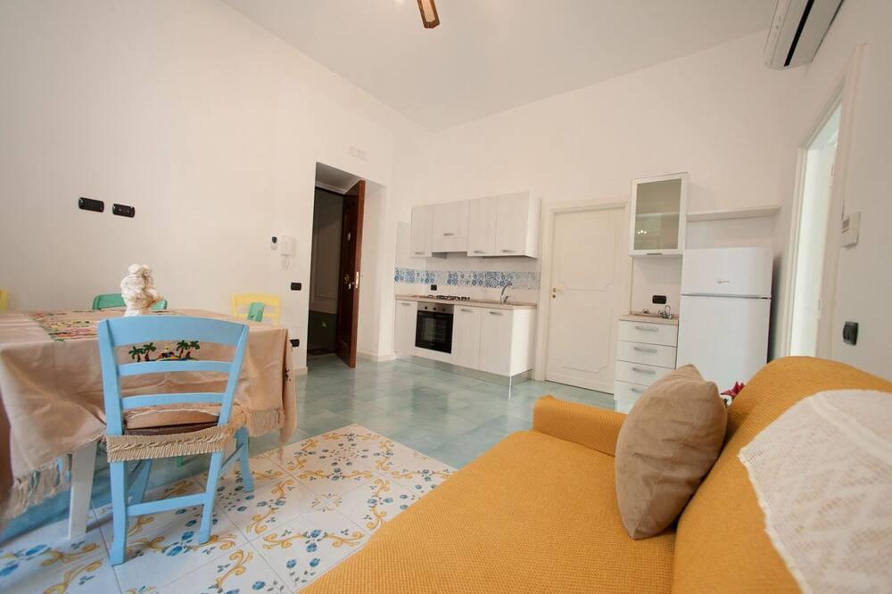 公寓, 1 間臥室 (Olimpia) - 客廳