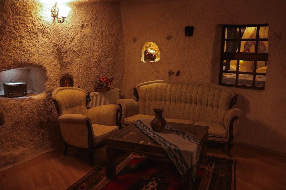 Queen Cave Suite - Obývacie priestory