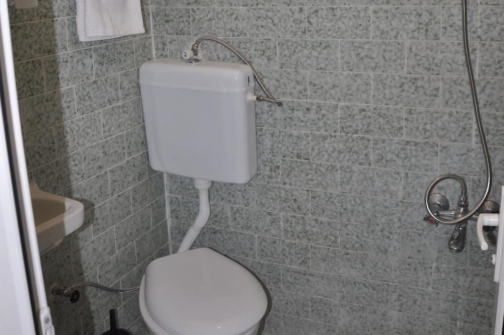 Room, Balcony - Bathroom