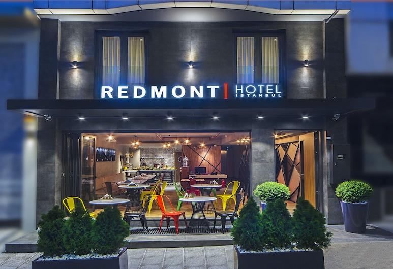 レッドモント ホテル ニシャンタシュ, イスタンブール, ホテル エントランス