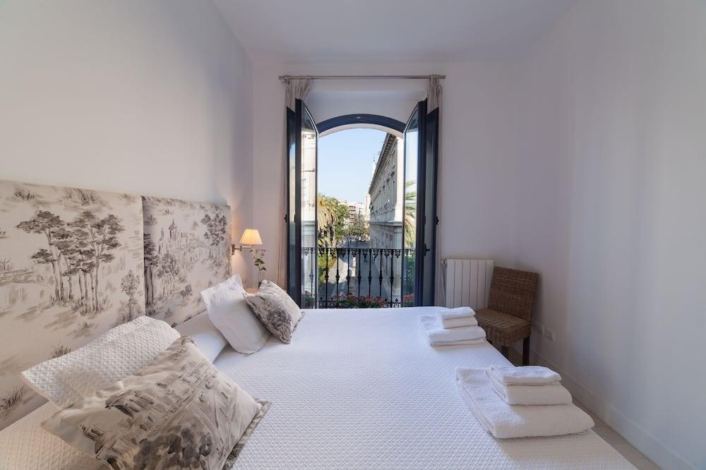 家庭公寓, 2 間臥室, 露台, 城市景 (Alcazar III) - 客房