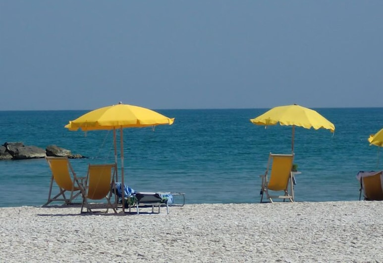 Residence Marche, Fermo, Beach