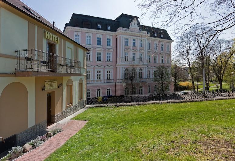 Richmond Teplice, Teplice, Hotel Front