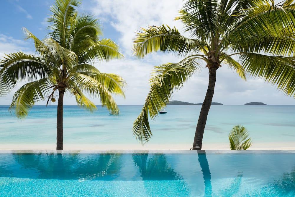 Luxury Βίλα, 3 Υπνοδωμάτια, Στην παραλία - Θέα δωματίου
