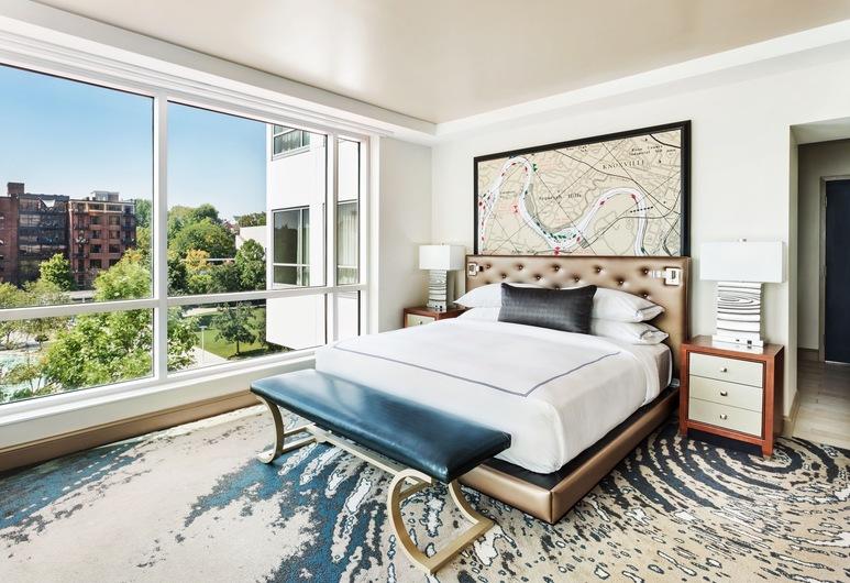 田納西個人豪華酒店, 諾克斯維爾, 全景客房, 1 間臥室, 客房