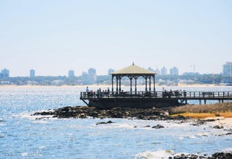 Blu inn punta del este, Punta del Este, Strand