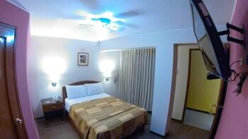 Introduce las fechas para ver los descuentos de hoteles en Lima