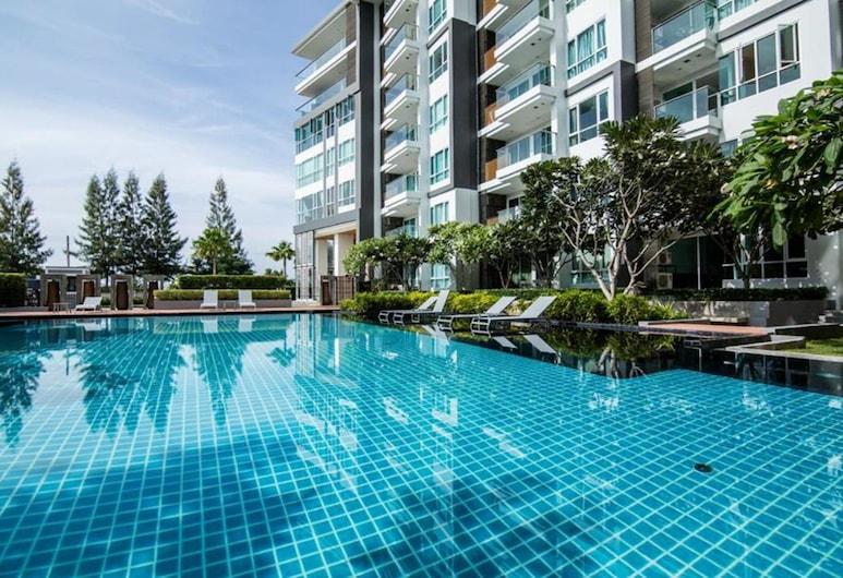 蒙特里維曼之家景觀酒店, Hua Hin