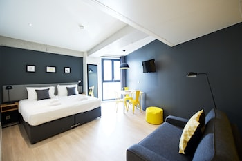 Picture of Staycity Aparthotels Rue Garibaldi in Lyon
