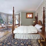 Quarto Duplo Romântico, 1 cama queen-size, Vista Jardim (Sara & Solomon Room) - Área de Estar