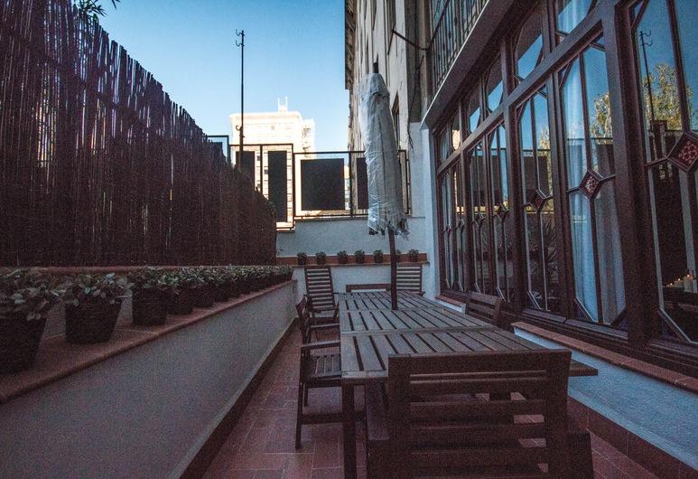 Way to BCN Casa Rovira, Barcelona, Lägenhet - 2 sovrum - terrass, Terrass