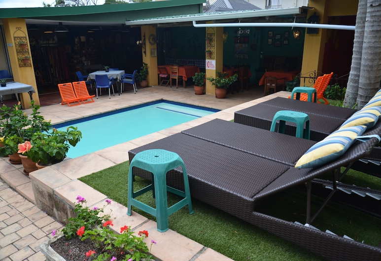 Gibela Backpackers Lodge Durban , Durban, Exterior