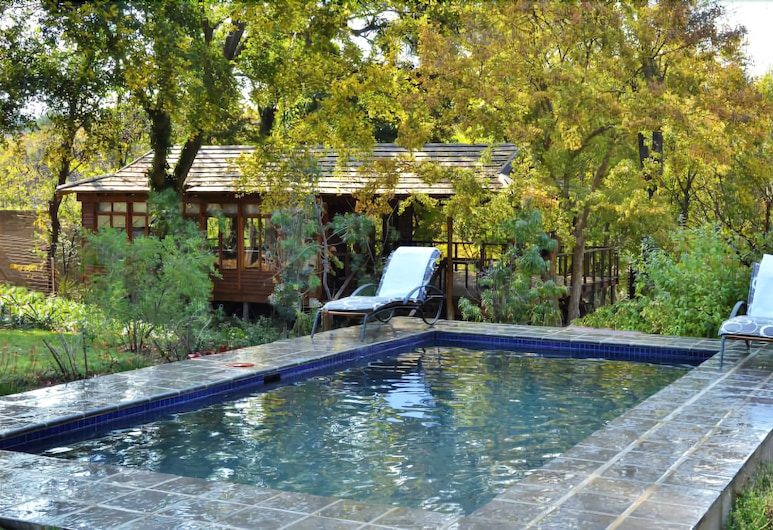 Sand River Guest House, Sandton, Vonkajší bazén
