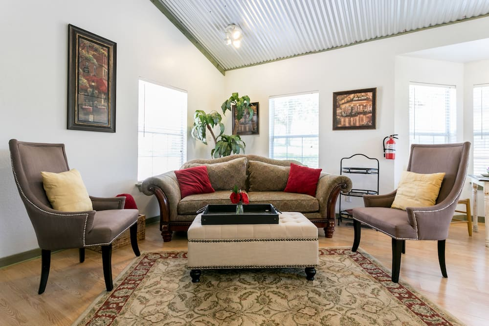 House, 2 Bedrooms (Elizabeth's House By The Creek - The Lodge House) - Kamer