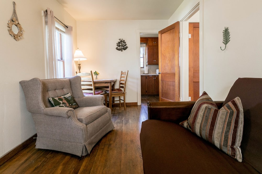 Basic Oda, 1 Yatak Odası (Liedchen) - Oturma Alanı