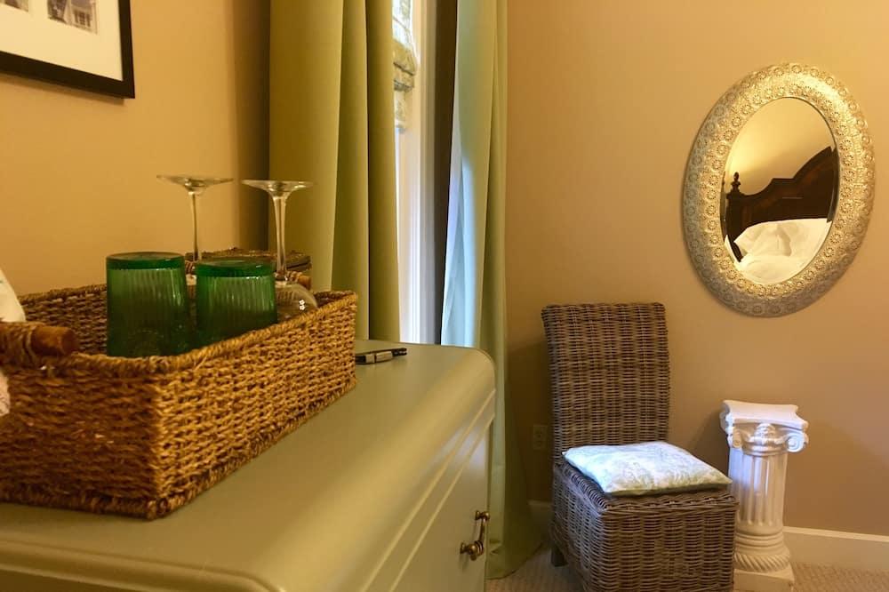 Sima Suite, 1 King Bed - Obývacie priestory