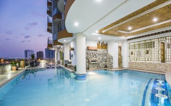 聖瑪爾塔CHD 塔耶羅納陽台公寓酒店的圖片