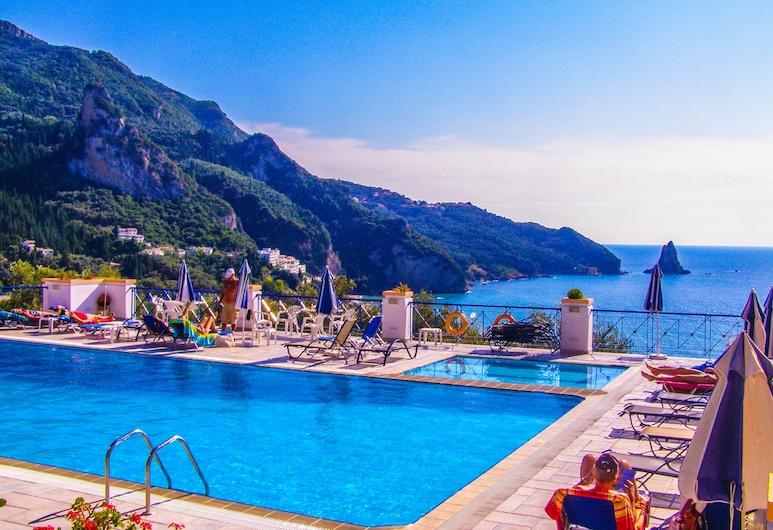 Lido Sofia Holidays, Corfu, Piscina Exterior