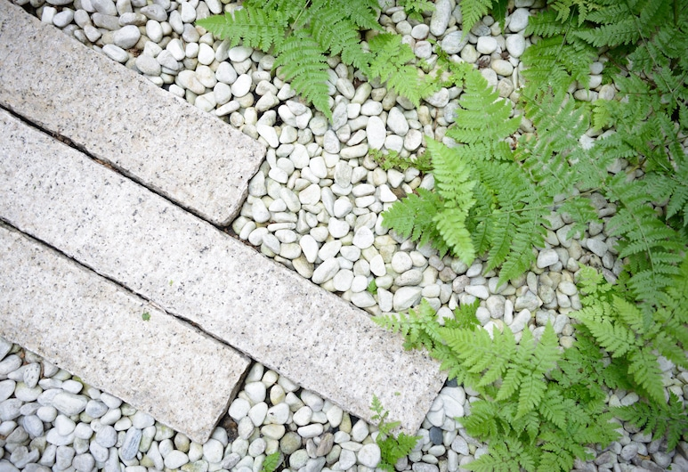 Shiki Homes AKI, Kyoto, Κήπος