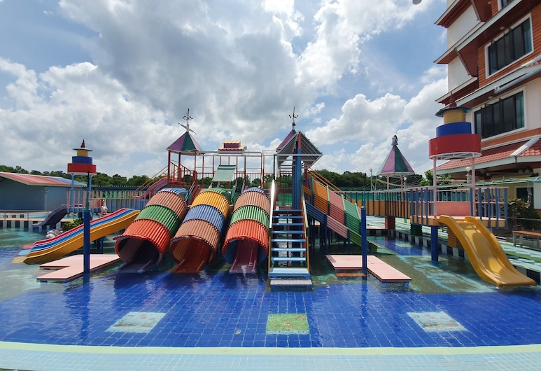 Doungta Anda Hotel, Krabi, Children's Pool