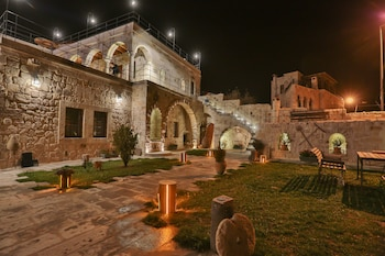 Foto di Acropolis Cave Suite a Nevsehir