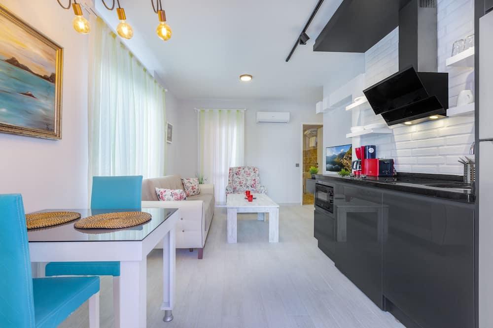 Comfort Apartment (A-Blok) - Living Area
