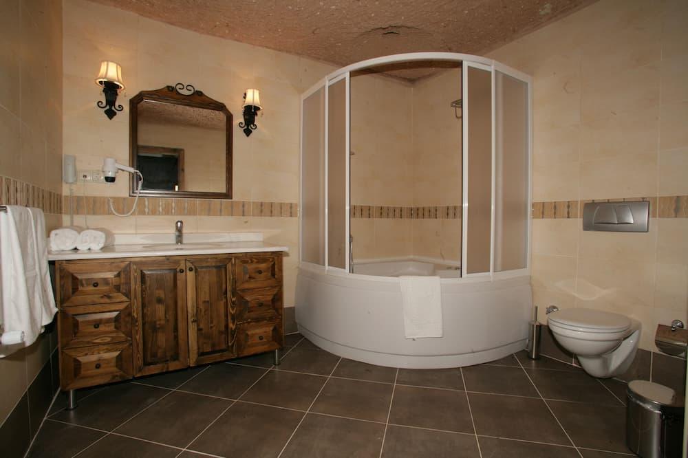 Quarto Duplo ou Twin Standard - Casa de banho