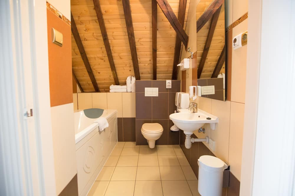 Zweibettzimmer (6) - Badezimmer