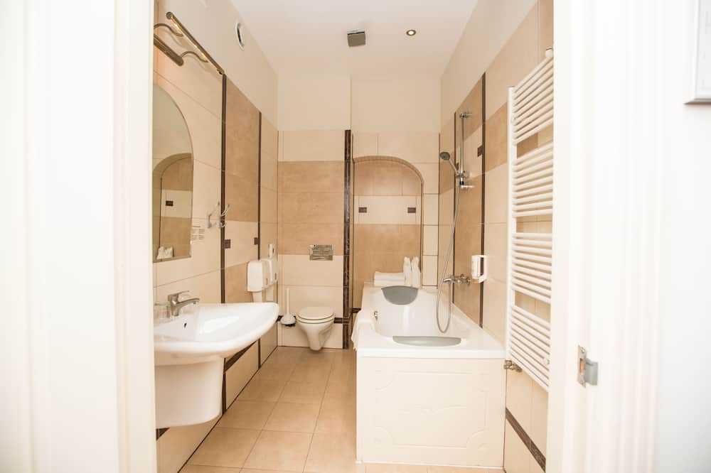 Zweibettzimmer (9) - Badezimmer