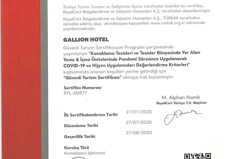Gallion Hotel, Antalya