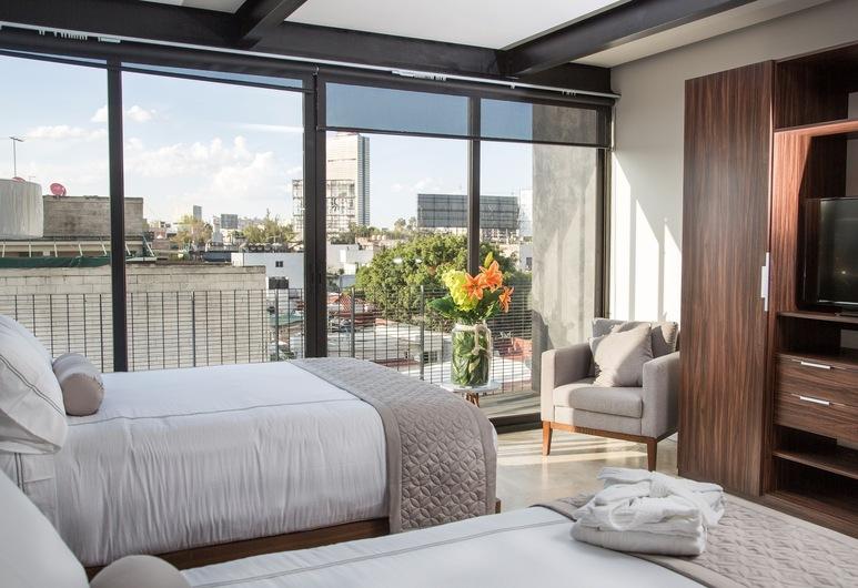 MX Grand Suites, Mexico City, Pokój