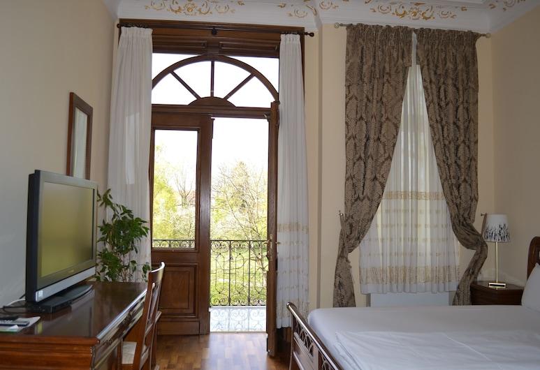 Il Gladiatore, Augsburg, Superior Double Room, Guest Room
