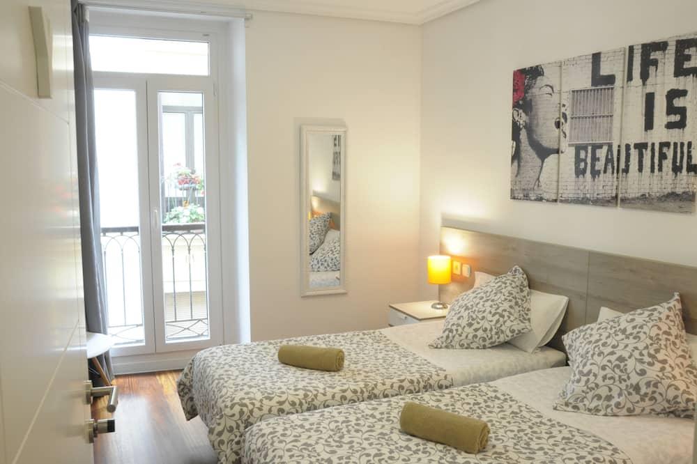 Camera Comfort con letto matrimoniale o 2 letti singoli, 1 camera da letto, bagno condiviso - Immagine fornita dalla struttura