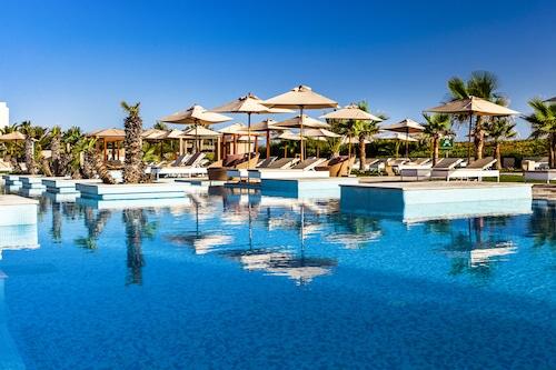 你的藍色棕櫚海灘宮殿飯店