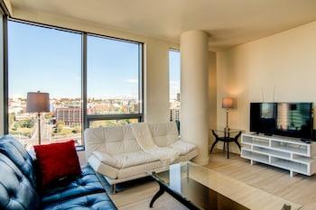 ภาพ Spacious Downtown LA Modern Apartments ใน ลอสแอนเจลิส