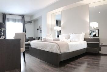 Foto di Athens Luxury Suites ad Atene