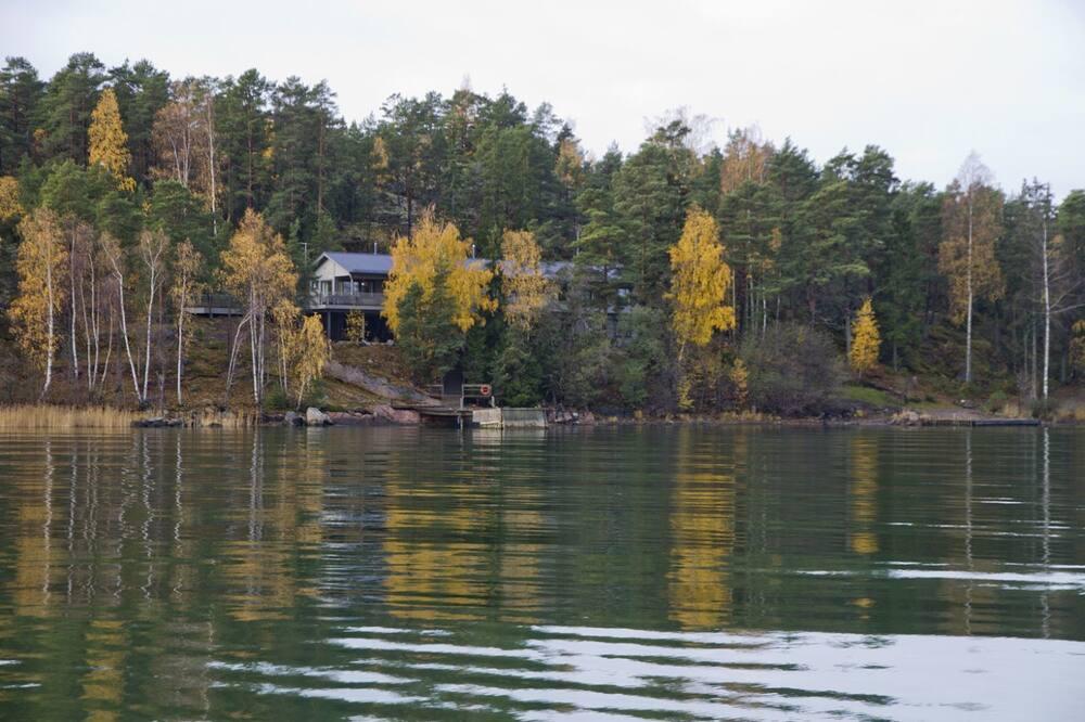 Panoramic-talo, Useita makuuhuoneita, Sauna - Huone