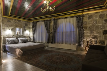 Foto van Bedrock Cave Hotel -Adults Only in Nevsehir