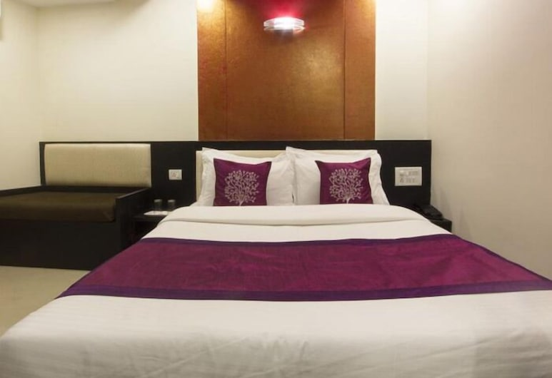 Hotel Accore Inn, Mumbai, Standard Double Room, 1 Double Bed, Guest Room