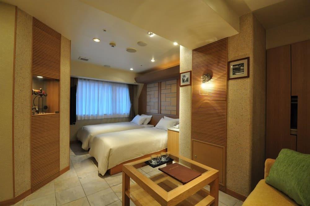Habitación Deluxe con 2 camas individuales, para no fumadores - Imagen destacada